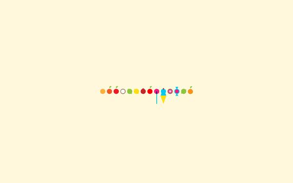 Snacks by Jess Neil 60 Beautiful Minimalist Desktop Wallpapers
