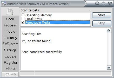 autorun virus remover 10 Tools to Protect Computer from Infected USB Flash Drives