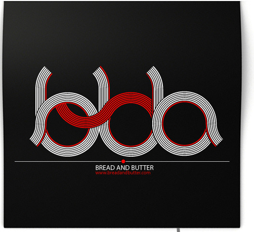 Most Creative typography designs - Best Collectionig (53)