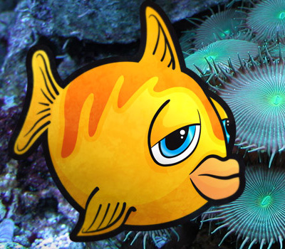 fish 40+ Excellent Adobe Illustrator Cartoon Tutorials
