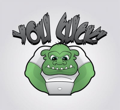 grumpy troll character 35 (More) Adobe Illustrator Cartoon Character Tutorials