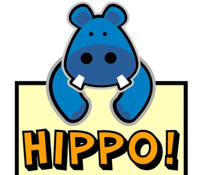 hippo 40+ Excellent Adobe Illustrator Cartoon Tutorials