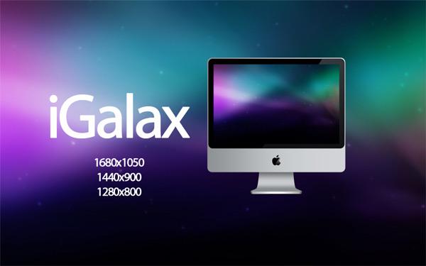 iGalax by JackieTran 60 Beautiful Minimalist Desktop Wallpapers