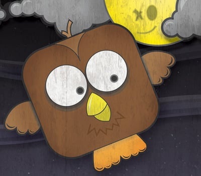 owl 80 Excellent Adobe Illustrator Cartoon Tutorials