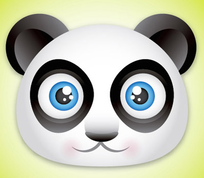 panda 40+ Excellent Adobe Illustrator Cartoon Tutorials