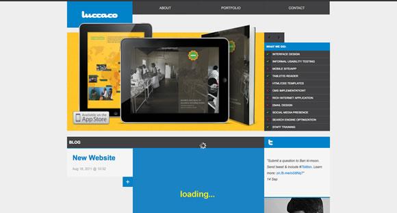 Websites with Screenshots