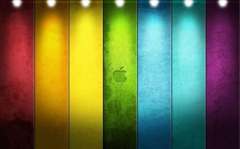 Widescreen Apple Wallpaper