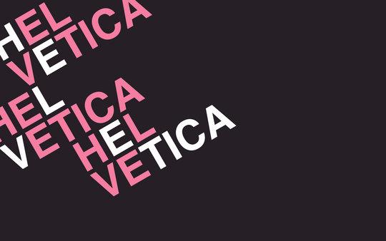 Wallpaper: Antonio Carusone - Helvetica Wallpaper