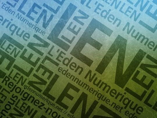 Wallpaper: tominatorv3 - Wallpaper L'Eden Numerique