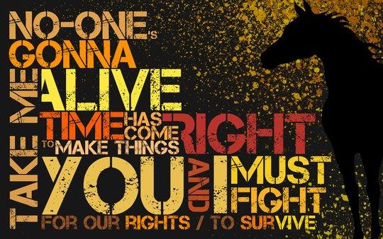 Wallpaper: ka-ge - Knights of Cydonia