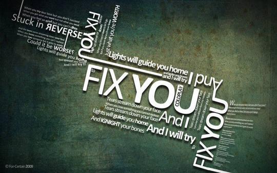 Wallpaper: For-Certain - - F I X - Y O U -