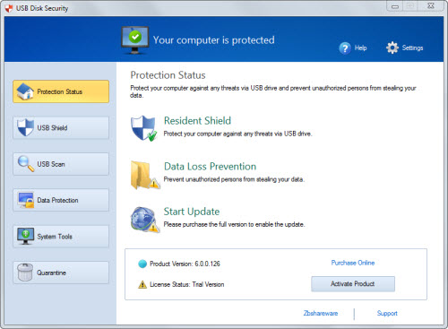 usb disk security 10 Tools to Protect Computer from Infected USB Flash Drives