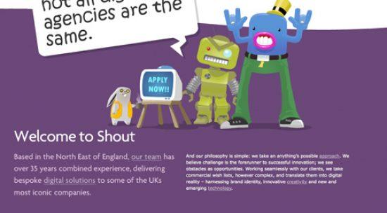30+ Great Purple Websites For Design Inspiration