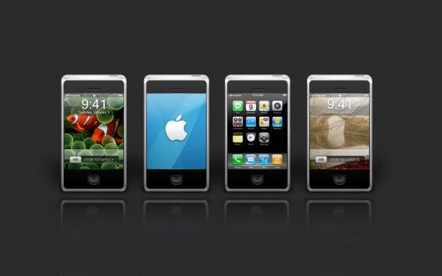 4 iPhone 4