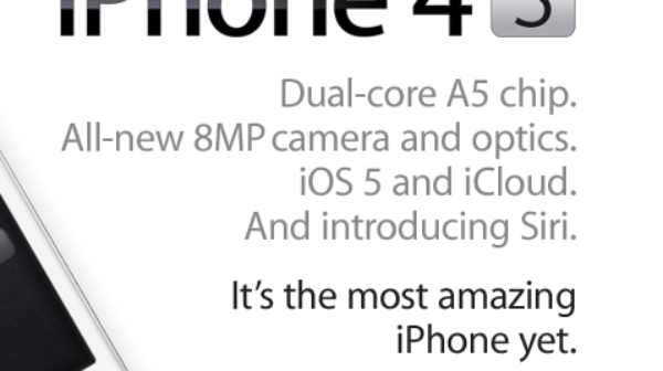 Its the 4S Not the iPhone 5 That Everyone Wanted