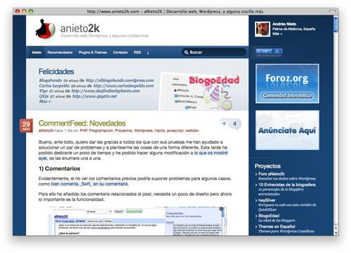 anieto2k 100 Nice and Beautiful Blog Designs