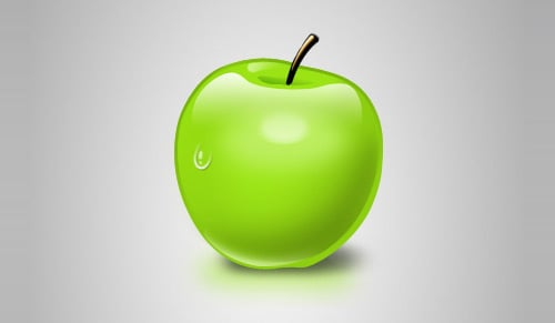 apple 60 High Quality Photoshop PSD Files For Designers