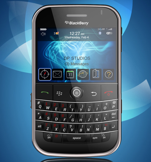 blackberry 60 High Quality Photoshop PSD Files For Designers