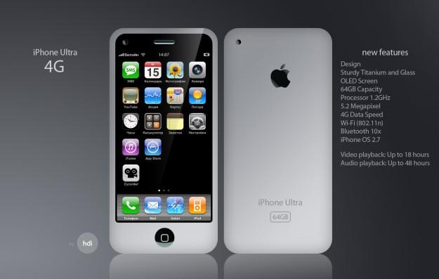 iPhone Ultra