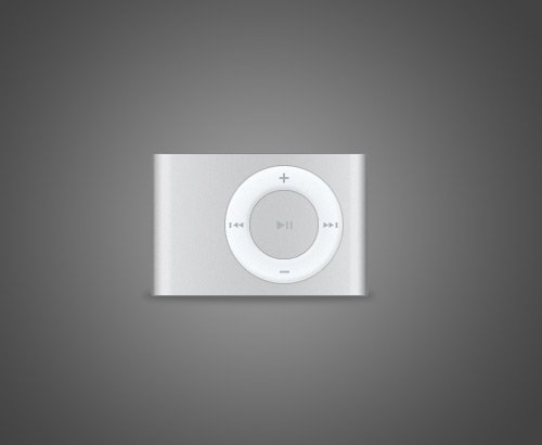 ipod shuffle 60 High Quality Photoshop PSD Files For Designers