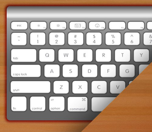 keyboard 60 High Quality Photoshop PSD Files For Designers
