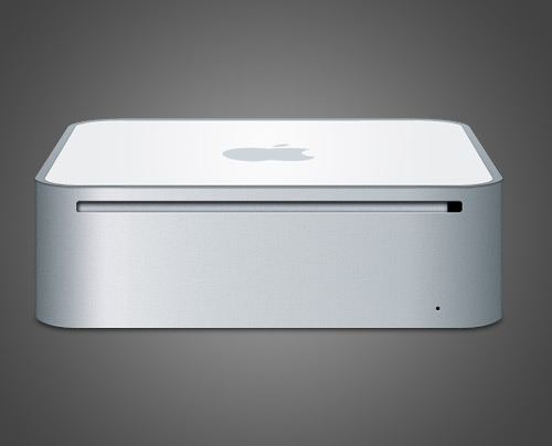 mac mini 60 High Quality Photoshop PSD Files For Designers