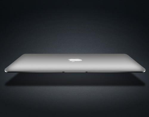 macbook air 60 High Quality Photoshop PSD Files For Designers