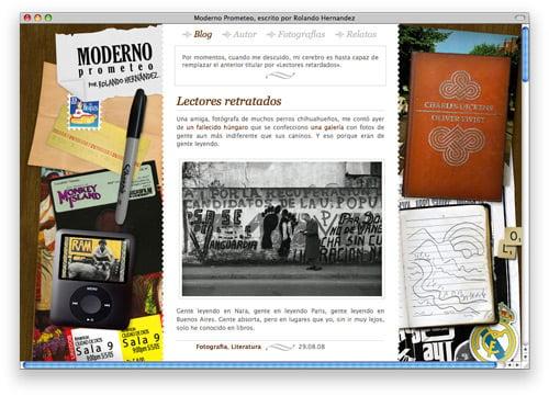 moderno 100 Nice and Beautiful Blog Designs