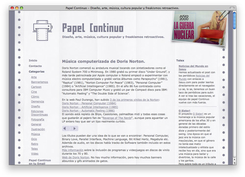 papel 100 Nice and Beautiful Blog Designs