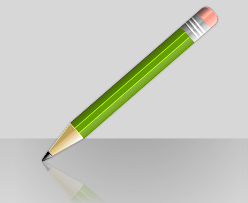 pencil 60 High Quality Photoshop PSD Files For Designers