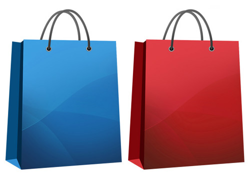shopping bag 60 High Quality Photoshop PSD Files For Designers