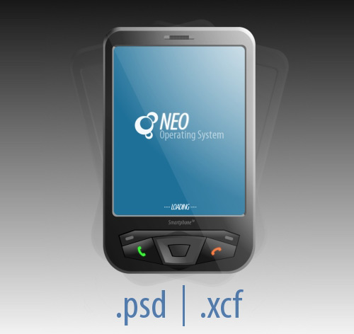 smart phone 60 High Quality Photoshop PSD Files For Designers