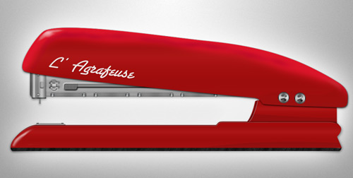 stapler 60 High Quality Photoshop PSD Files For Designers