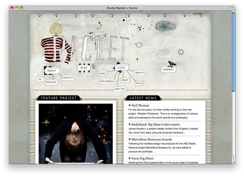 studioracket 100 Nice and Beautiful Blog Designs