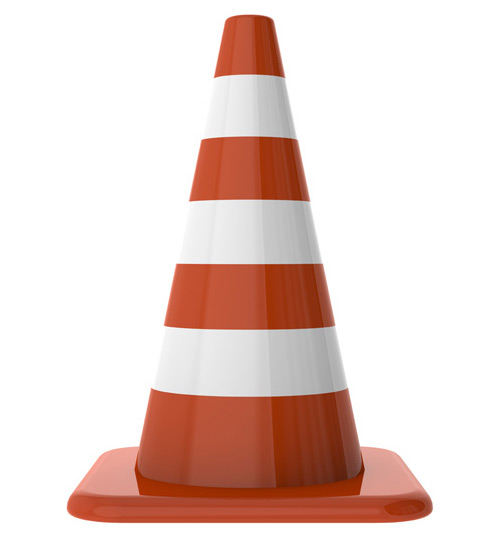 traffic cone 60 High Quality Photoshop PSD Files For Designers