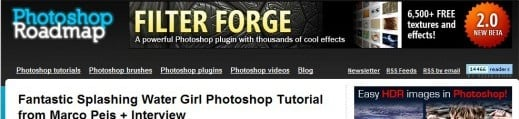 Photoshop Tutorial Sites