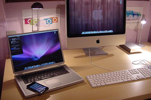desktop mac pack Inspirational Workspace: 60 Awesome Setups