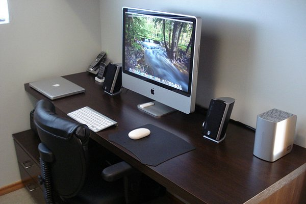 macs professional home studio Inspirational Workspace: 60 Awesome Setups