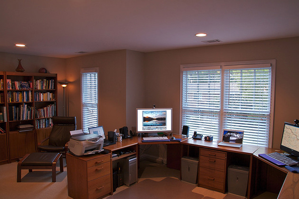 my home office iii Inspirational Workspace: 60 Awesome Setups