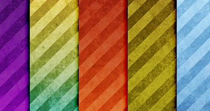ETC Grunge Stripes