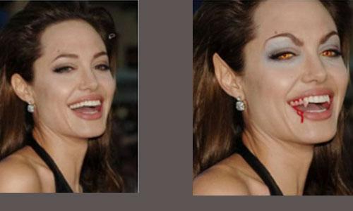 Vampire - Angelina Jolie