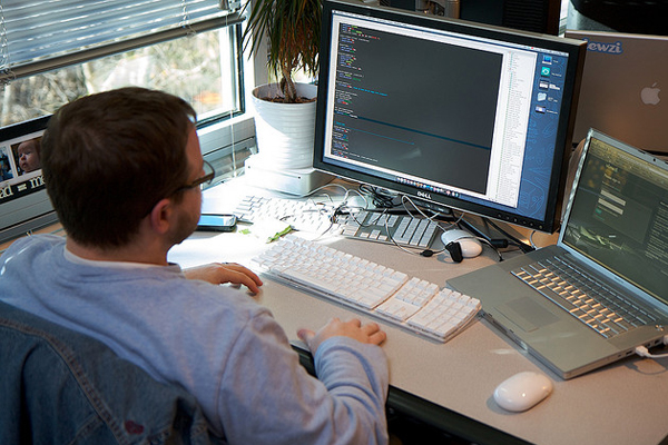 php textmate code developer Inspirational Workspace: 60 Awesome Setups