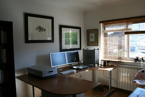 studio mac pro Inspirational Workspace: 60 Awesome Setups