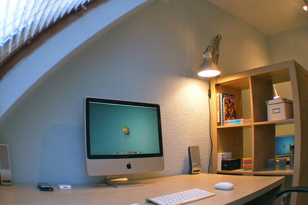 system attic creative space Inspirational Workspace: 60 Awesome Setups