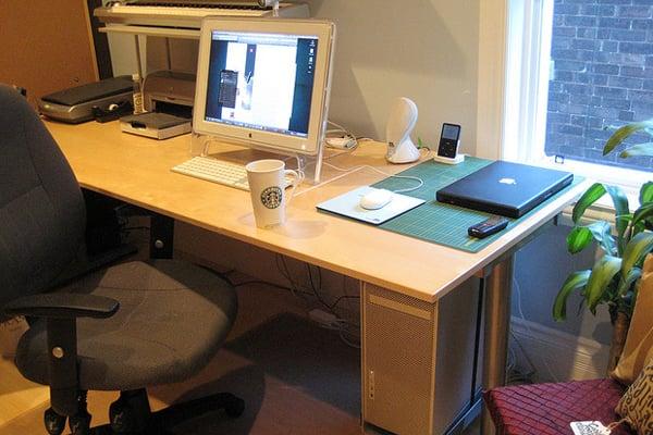 wishingline design studio Inspirational Workspace: 60 Awesome Setups
