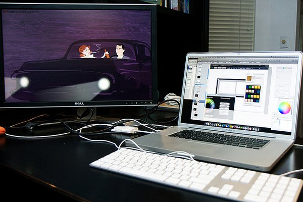 work from home Inspirational Workspace: 60 Awesome Setups