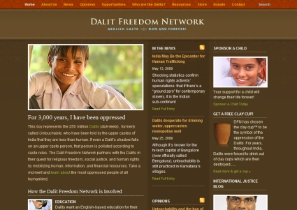 Non Profit Organisations On The Web