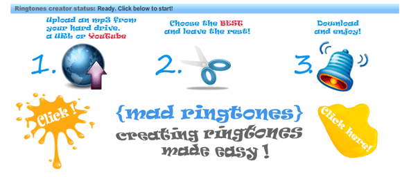 MadRingtones Top 10 Websites For Free iPhone Ringtones
