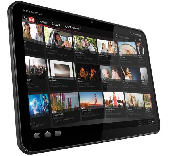 Motorola XOOM tablet Ultimate Guide to Tablets