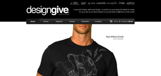 designgive Showcase Of Beautiful Black And White Websites